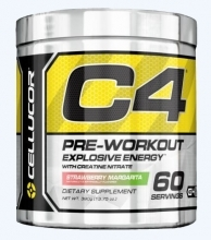 C 4 PRE-WORKOUT 390g 60 ser. Cellucor