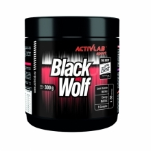 BLACK WOLF 300g Activlab