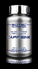 CAFFEINE 100cps. Scitec Nutrition