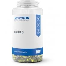 OMEGA 3  250 kapslí  Myprotein