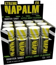 XTREME NAPALM 60ml  Fitness Authority