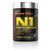 N 1 - PRE WORKOUT 510g Nutrend