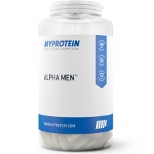 ALPHA MEN 120tablet Myprotein