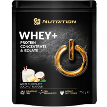 WHEY + PROTEIN 750g Go On