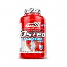 OSTEO GELATIN CAPS+MSM 400kapslí Amix