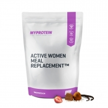 ACTIVE WOMEN MEAL REPLACEMENT 2500g MyProtein exp.02.2018