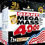 GIANT MEGA MASS 4000 7000g  Weider