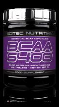 BCAA 6400  125tabl. Scitec Nutrition