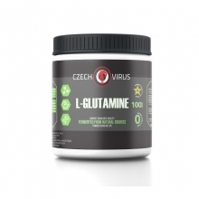 L-GLUTAMINE 500g Czech Virus