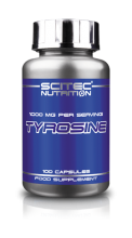 TYROSINE 100kapslí Scitec Nutrition