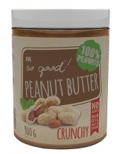 SO GOOD PEANUT BUTTER  900g Fitness Authority