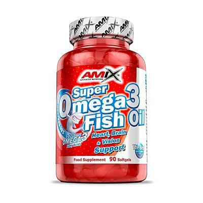 SUPER OMEGA 3 FISH OIL 90 tobolek Amix