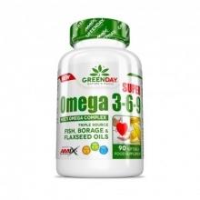 SUPER OMEGA 3-6-9 90cps Amix