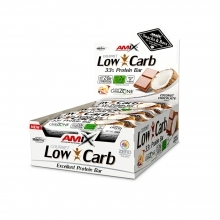 LOW CARB 33% PROTEIN BAR Amix