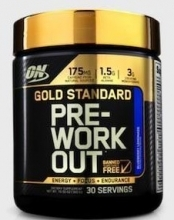GOLD STANDARD PRE-WORKOUT 30dávek  Optimum Nutrition