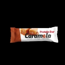 CARAMELA PROTEIN BAR Czech Virus