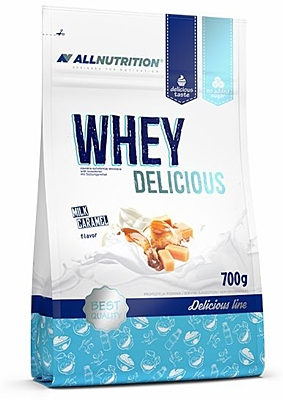 WHEY DELICIOUS PROTEIN 700g All Nutrition