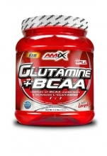 GLUTAMINE + BCAA POWDER 500g Amix