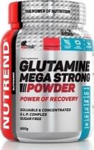GLUTAMINE MEGA STRONG 500g Nutrend