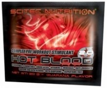 HOT BLOOD 3,0 300g Scitec Nutrition