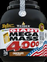 GIANT MEGA MASS 4000 3000g Weider