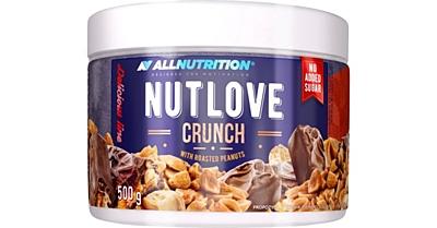 NUTLOVE CRUNCH 500g All Nutrition