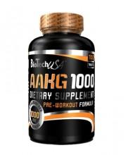 AAKG 1000 100 tablet Biotech USA