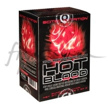 HOT BLOOD 3,0 25x20g Scitec Nutrition