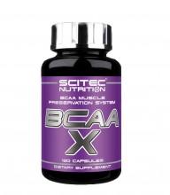BCAA X   120kaps. Scitec Nutrition