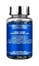 MEGA ARGININE  90kapslí Scitec Nutrition