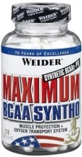 MAXIMUM BCAA SYNTHO 240 kapslí Weider