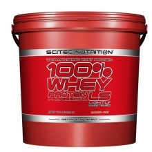 100% WHEY PROTEIN PROFESSIONAL 5000g Scitec Nutrition