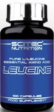 LEUCINE 100cps. Scitec Nutrition