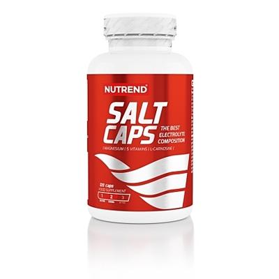SALT CAPS 120cps. Nutrend