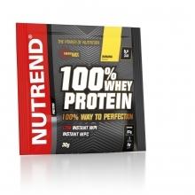 100% WHEY PROTEIN 30g Nutrend